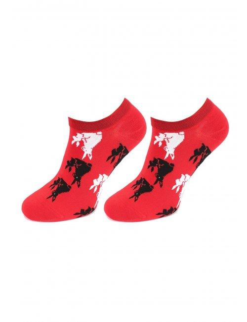 Pánske ponožky FOOTIES BUNNY LOVE Marilyn