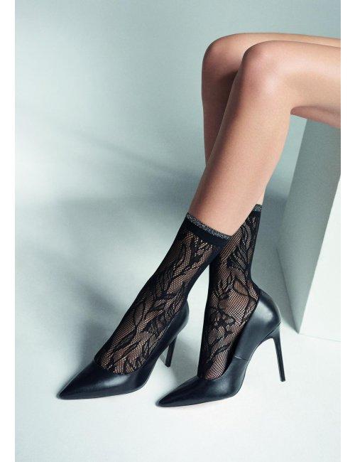 Sieťované ponožky CHARLY S50 Marilyn