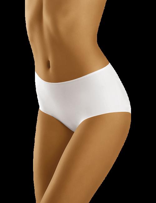 Dámske sťahovacie nohavičky HIPERIA Wolbar - biela