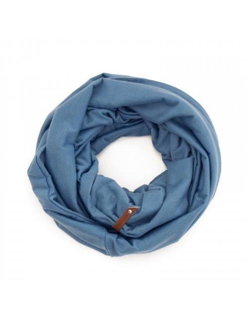 Dámsky šál/tunel SZ15550 Art Of Polo - modrý