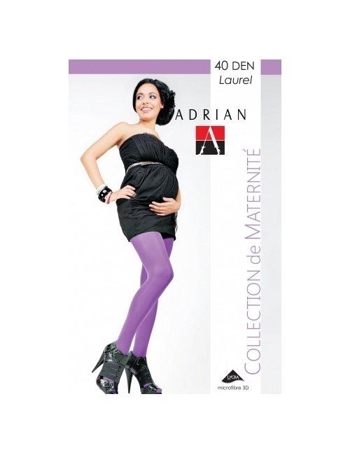 Tehotenské pančuchy Laurel 40DEN Adrian
