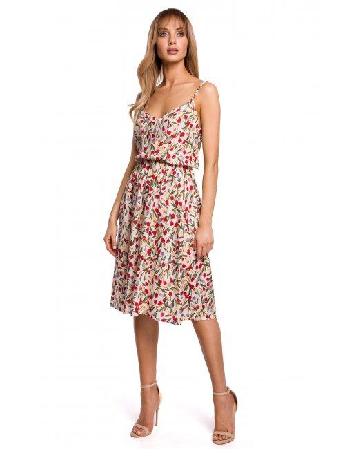 Dámske šaty M518 MOE model 5
