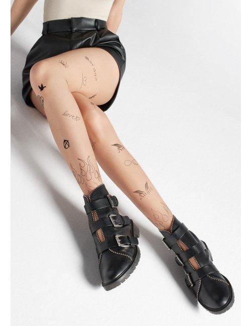 Damen Strumpfhose EMMY U09 20DEN Marilyn