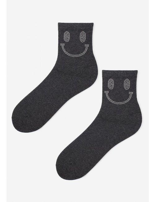 Damen Socken SILVER SMILEY Marilyn